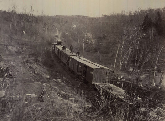 OA Railroad_near_manassas